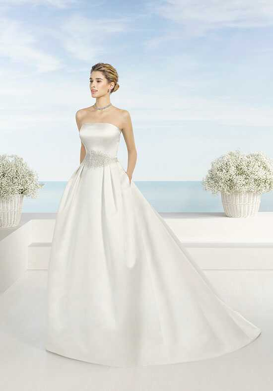 Luna Novias TENUE Ball Gown Wedding Dress