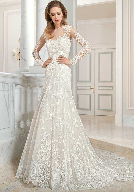 Demetrios C217 A-Line Wedding Dress