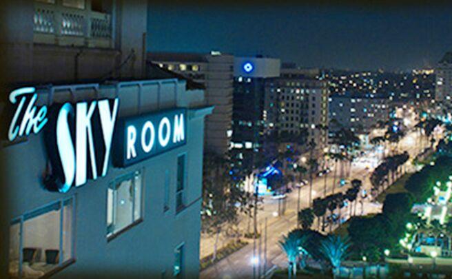 The Sky Room Long Beach Ca Menu
