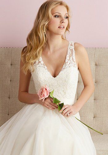Allure Romance 2716 Wedding Dress - The Knot