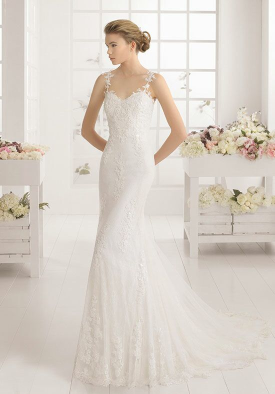 Aire Barcelona MALLORCA Mermaid Wedding Dress