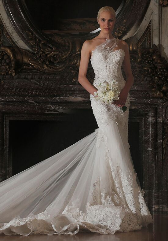 Romona Keveza Collection RK6410 Mermaid Wedding Dress