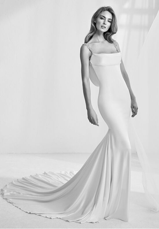 PRONOVIAS RAMA Mermaid Wedding Dress