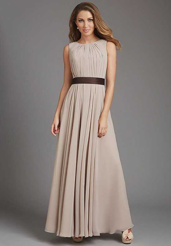 Allure Bridesmaids 1358 Halter Bridesmaid Dress