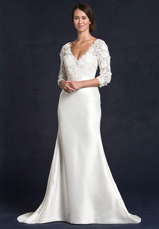 Lis simon gatsby wedding dress the knot lis simon gatsby sheath wedding dress junglespirit Choice Image