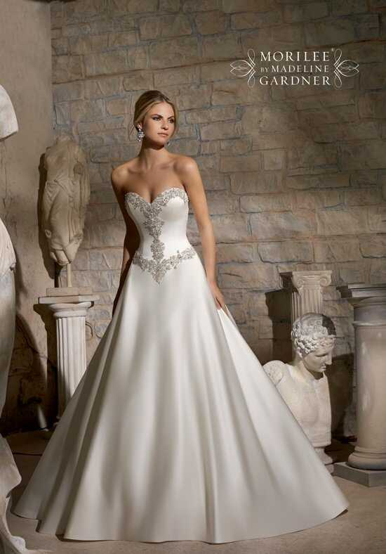 Morilee by Madeline Gardner 2703 Wedding Dress photo