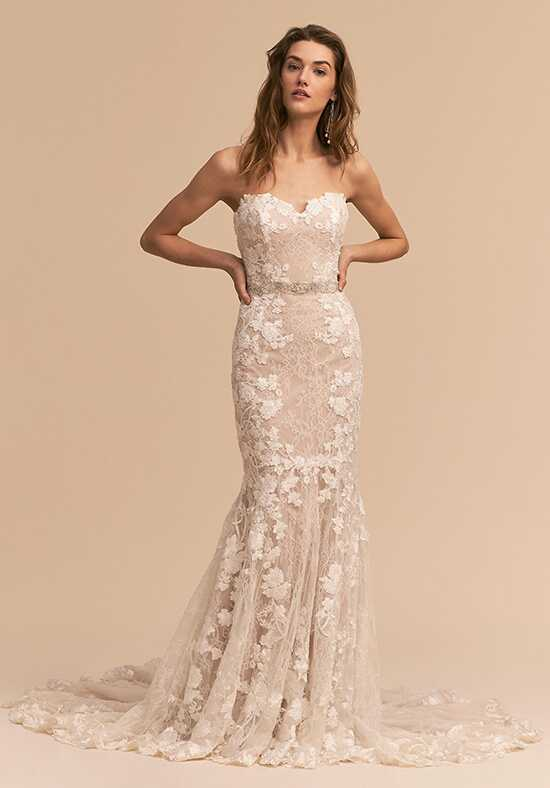 BHLDN Lombardy Gown Mermaid Wedding Dress