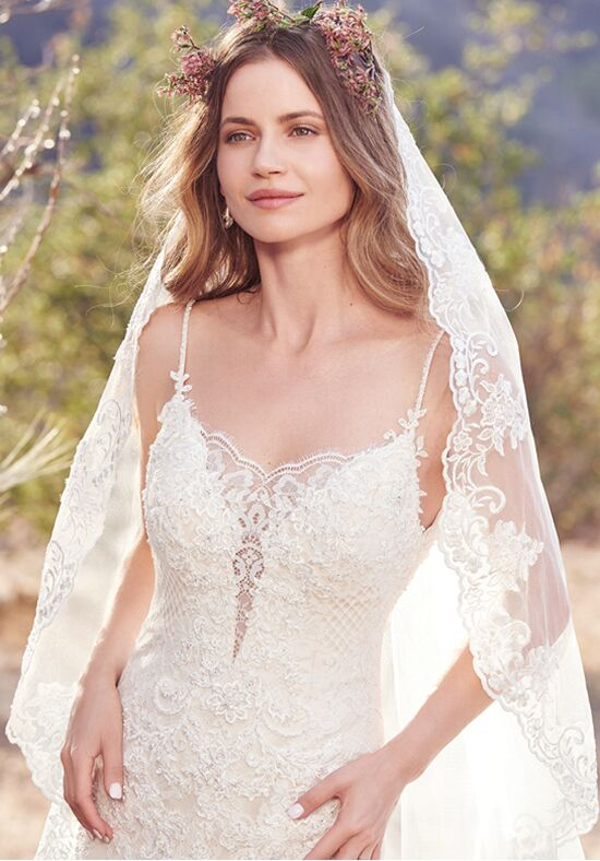 Maggie Sottero Ida Sheath Wedding Dress