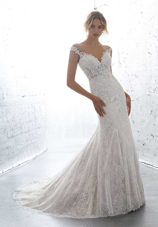 AF Couture: A Division of Morilee by Madeline Gardner Kiana/1706 Sheath Wedding Dress