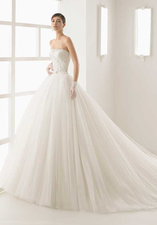Two by Rosa Clará Olson A-Line Wedding Dress