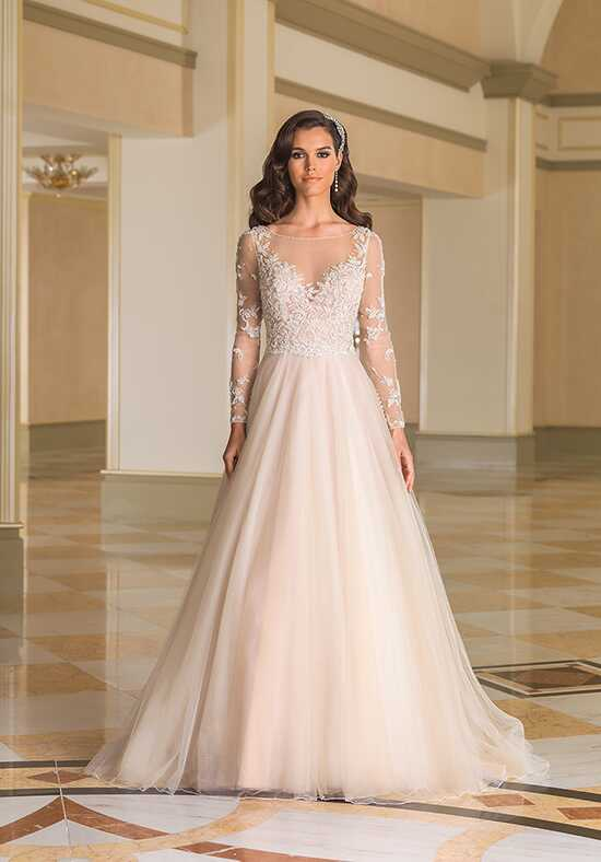 Justin Alexander 8873 Ball Gown Wedding Dress