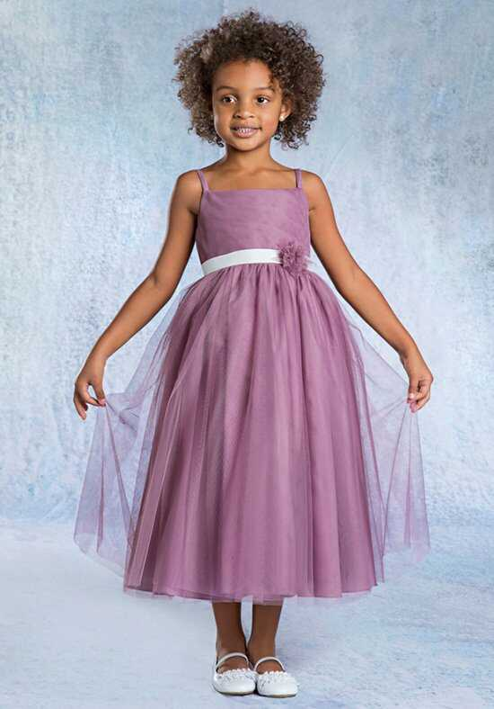 Alfred Angelo Flower Girls 6684 Flower Girl Dress