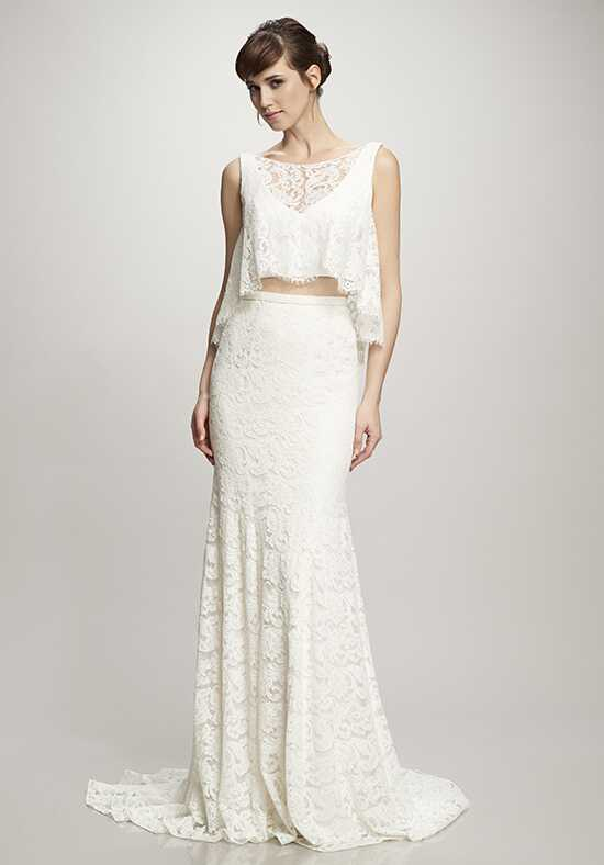 THEIA Poppy Sheath Wedding Dress