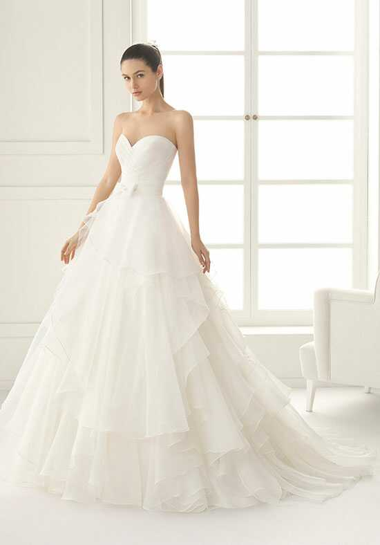 Two by Rosa Clará ESPUMA Ball Gown Wedding Dress