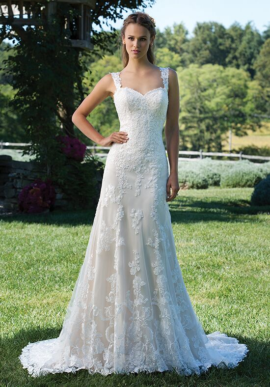 Sincerity Bridal 3973 A-Line Wedding Dress