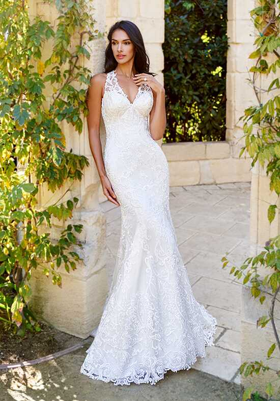 Moonlight Collection J6577 Mermaid Wedding Dress