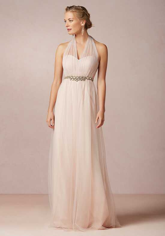 BHLDN (Bridesmaids) Annabelle_Pink Bridesmaid Dress