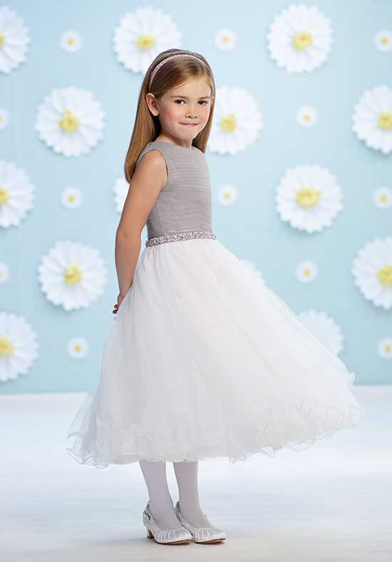 Joan Calabrese by Mon Cheri 116391 Flower Girl Dress photo