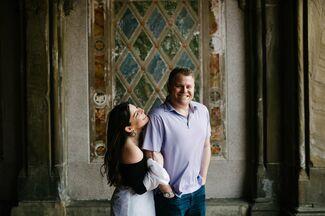 Leah Rosensweet And Jared Smith Wedding Photo 2