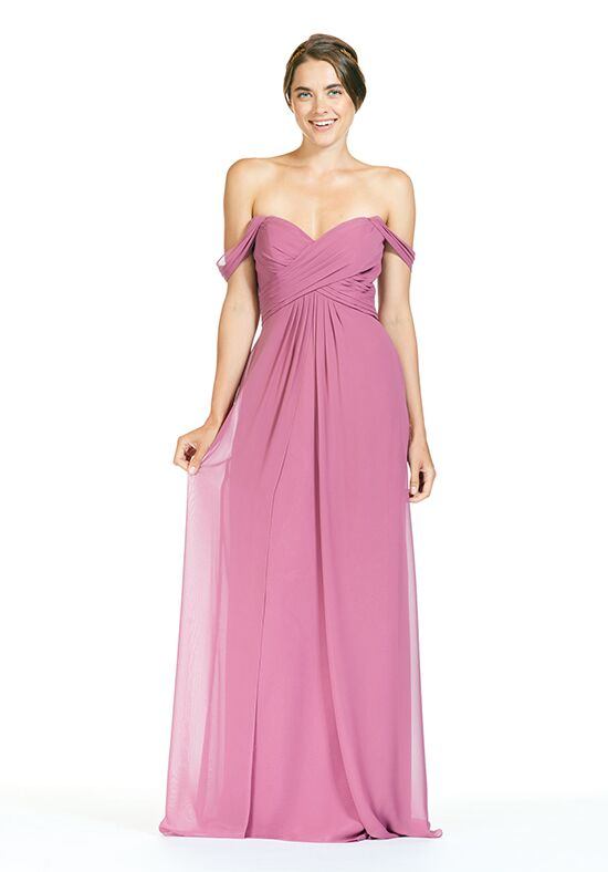 Bari Jay Bridesmaids BC-1803 Off the Shoulder Bridesmaid Dress