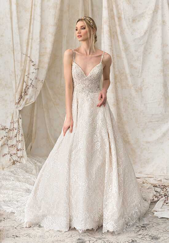 Justin Alexander Signature 9895 Ball Gown Wedding Dress