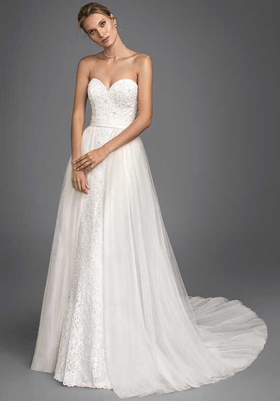 Luna Novias HECHIZO Mermaid Wedding Dress