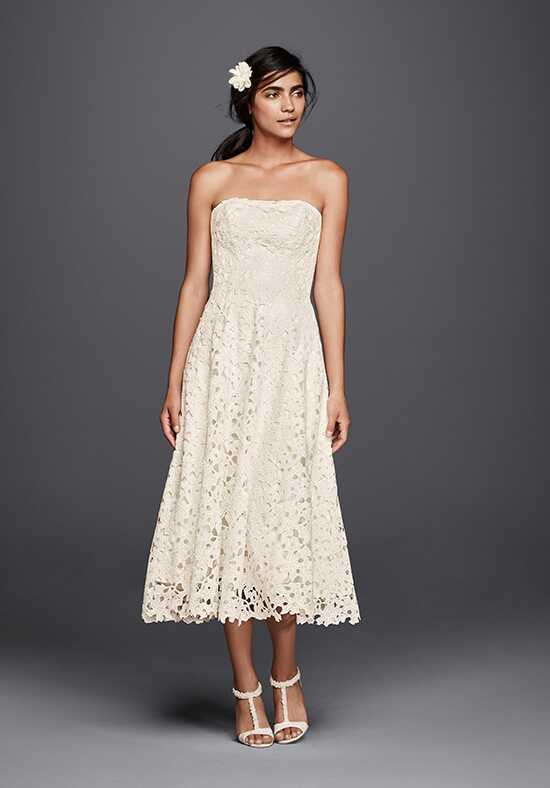 David's Bridal Galina Style KP3784 Wedding Dress photo