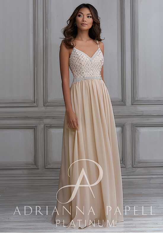 Adrianna Papell Platinum 40122 Sweetheart Bridesmaid Dress