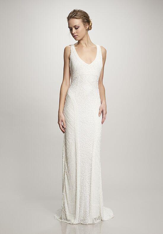 THEIA Caitlin Sheath Wedding Dress