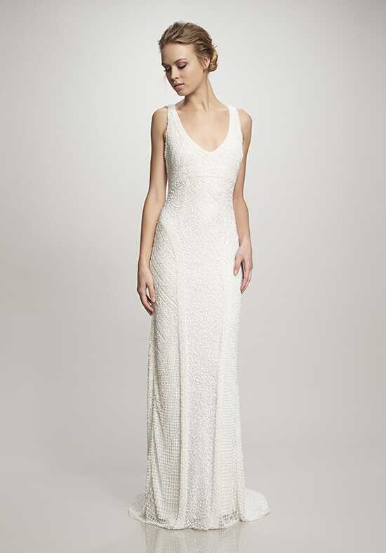 THEIA Caitlin Sheath Wedding Dress