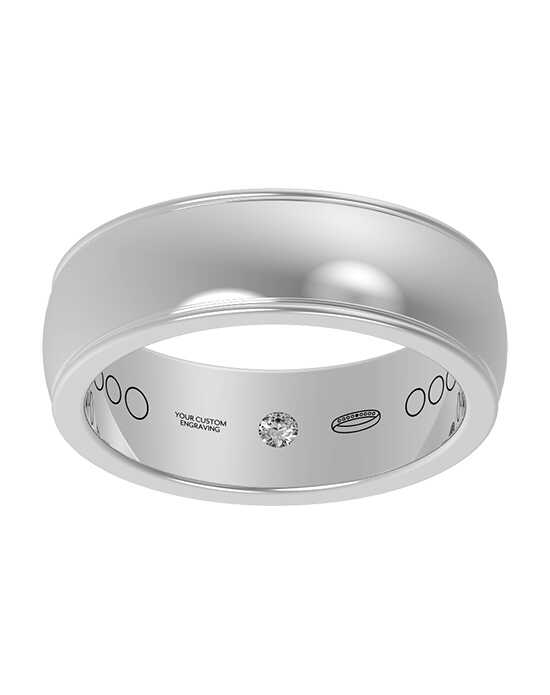 Everband 6 mm Linea Gold,Rose Gold,White Gold,Platinum Wedding Ring