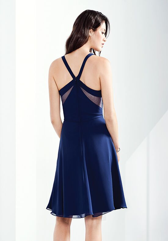 Colour by Kenneth Winston 5263S V-Neck Bridesmaid Dress