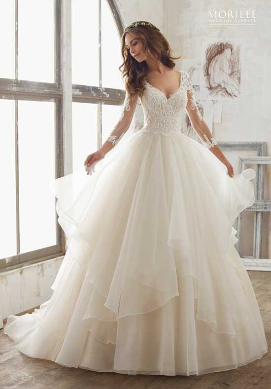 Morilee by Madeline Gardner 5517 Wedding Dress photo