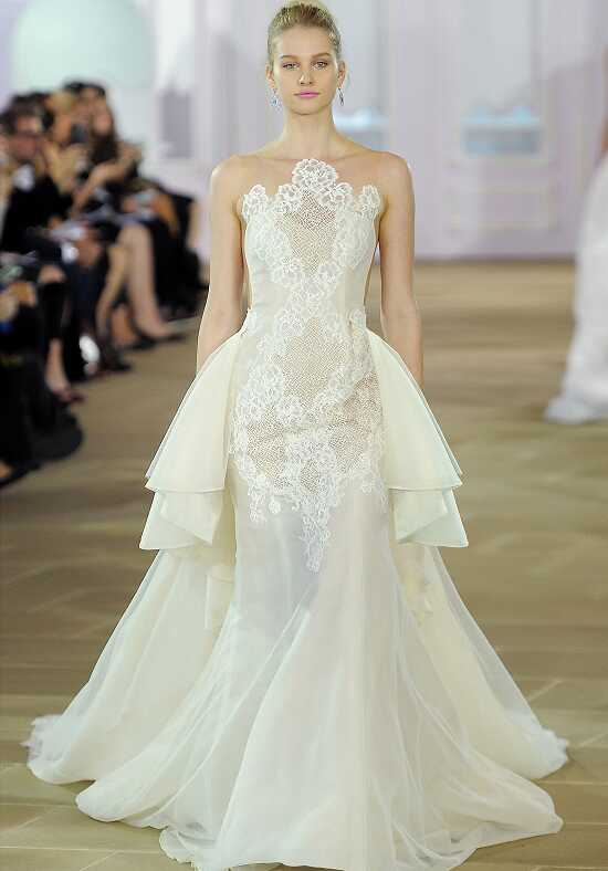 Ines Di Santo Joie Mermaid Wedding Dress