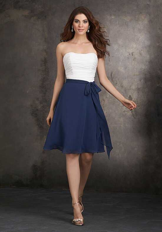 Allure Bridesmaids 1402 Bridesmaid Dress
