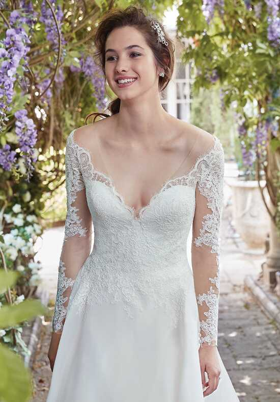 Rebecca Ingram Thera A-Line Wedding Dress