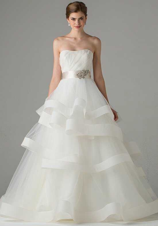 Anne Barge Castellane Ball Gown Wedding Dress