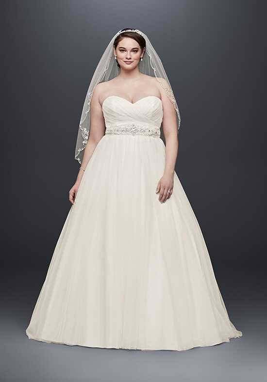 David's Bridal David's Bridal Collection Style 9WG3802 Ball Gown Wedding Dress