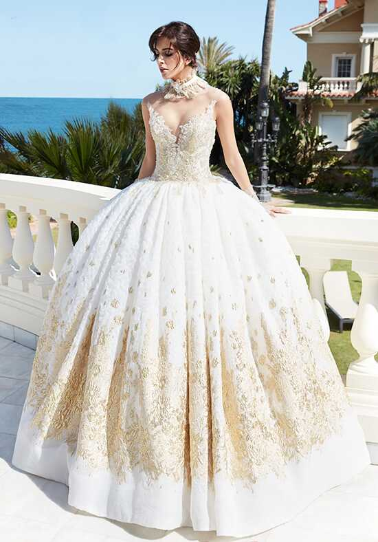 Alessandra Rinaudo Collection LETIZIA AR 2018 Ball Gown Wedding Dress