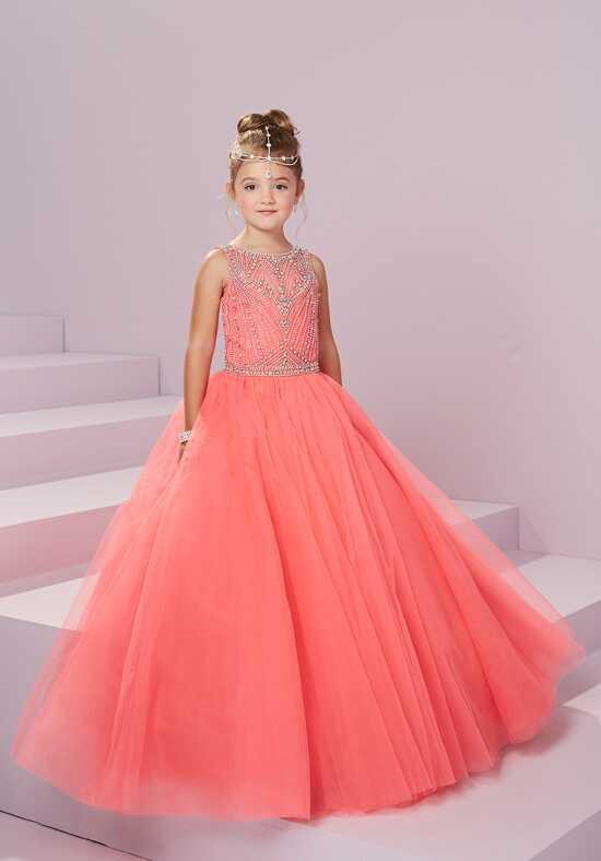 Tiffany Princess 13489 Flower Girl Dress