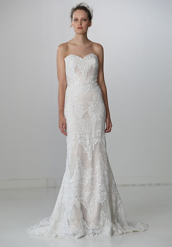 Alyne by Rita Vinieris Gracious Sheath Wedding Dress
