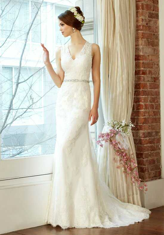 Moonlight Couture H1223 Wedding Dress photo