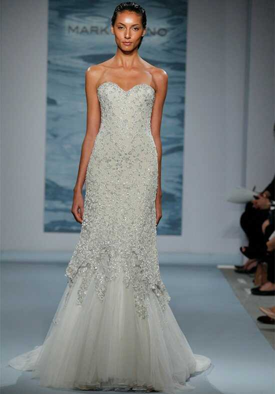 Mark Zunino for Kleinfeld 131 A-Line Wedding Dress