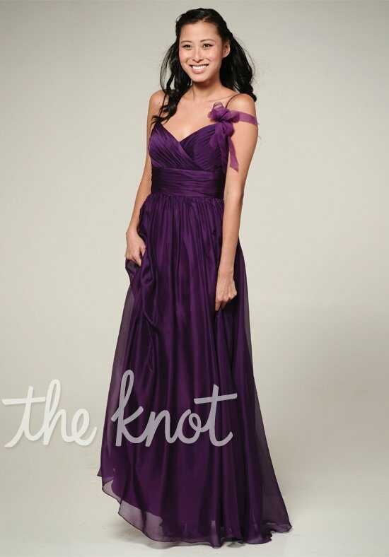 Ivy & Aster Bridesmaids Calla Long Sweetheart Bridesmaid Dress