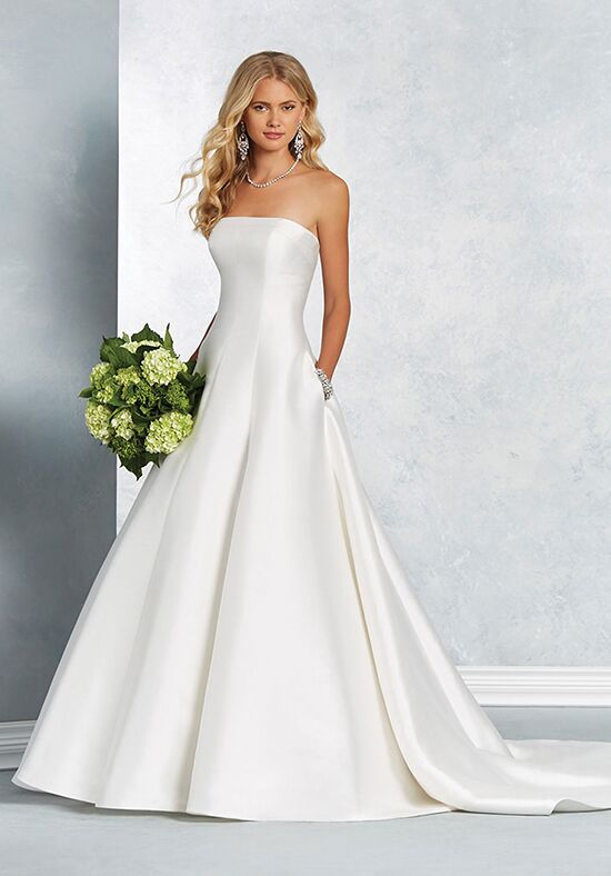 Alfred Angelo Signature Bridal Collection 2622 A-Line Wedding Dress