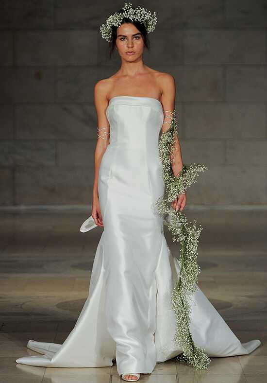 Reem Acra Embrace Mermaid Wedding Dress