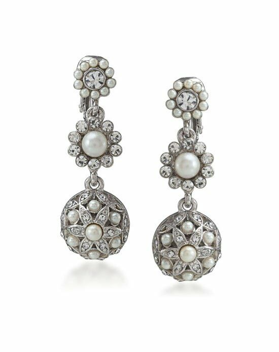 Carolee Jewelry 1649EC4178 Wedding Earring photo