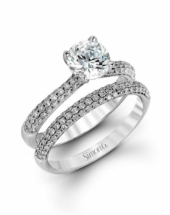 Simon G Jewelry Engagement Rings