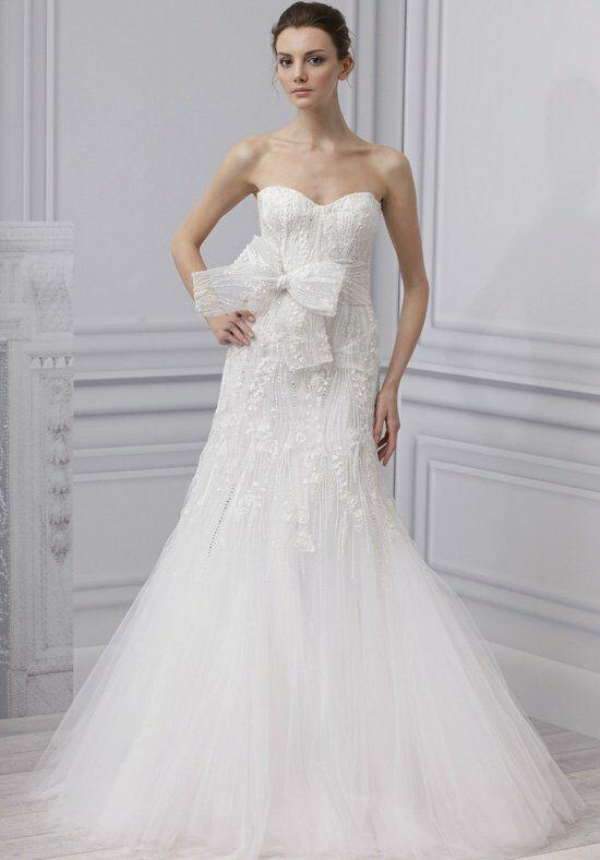 Monique Lhuillier Forever Wedding Dress The Knot