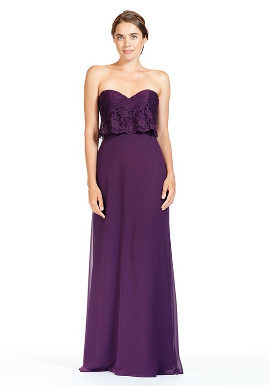 Bari Jay Bridesmaids 1819 Strapless Bridesmaid Dress